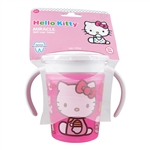 Hello Kitty Miracle 360 Cup - 6 oz (Munchkin)
