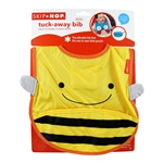 Zoo Tuck-Away Baby Bib Bee (Skip Hop)