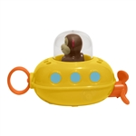Zoo Bath Pull & Go Monkey Submarine (Skip Hop)