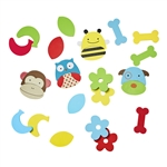 Zoo Bath Mix & Match Foam Pals (Skip Hop)
