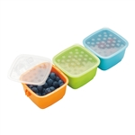 Clix Mealtime Container 3 pc Set (Skip Hop)