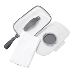 Snug & Seal Wipes Case Grey (Skip Hop)