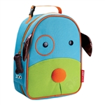 Zoo Lunchies Insulated Lunch Bag Dog (Skip Hop)