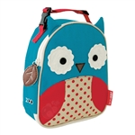 Zoo Lunchies Insulated Lunch Bag Owl (Skip Hop)