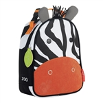 Zoo Lunchies Insulated Lunch Bag Zebra (Skip Hop)