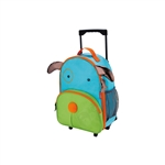 Zoo Kids Rolling Luggage Dog (Skip Hop)