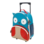 Zoo Kids Rolling Luggage Owl (Skip Hop)