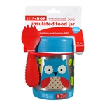 Zoo Insulated Food Jar Owl (Skip Hop)