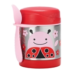 Zoo Insulated Food Jar Ladybug (Skip Hop)