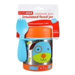 Zoo Insulated Food Jar Dog (Skip Hop)