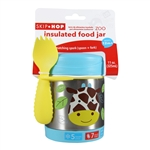 Zoo Insulated Food Jar Giraffe (Skip Hop)
