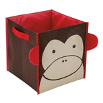 Zoo Large Storage Bin Monkey (Skip Hop)