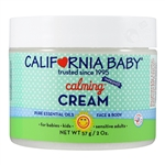 Calming Botanical Moisturizing Cream - 2 oz. (California Baby)
