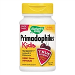 Primadophilus for Kids Cherry - 30 chewable tabs (Nature's Way)