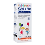 Children's Cold & Flu - 1 oz. (NatraBio)