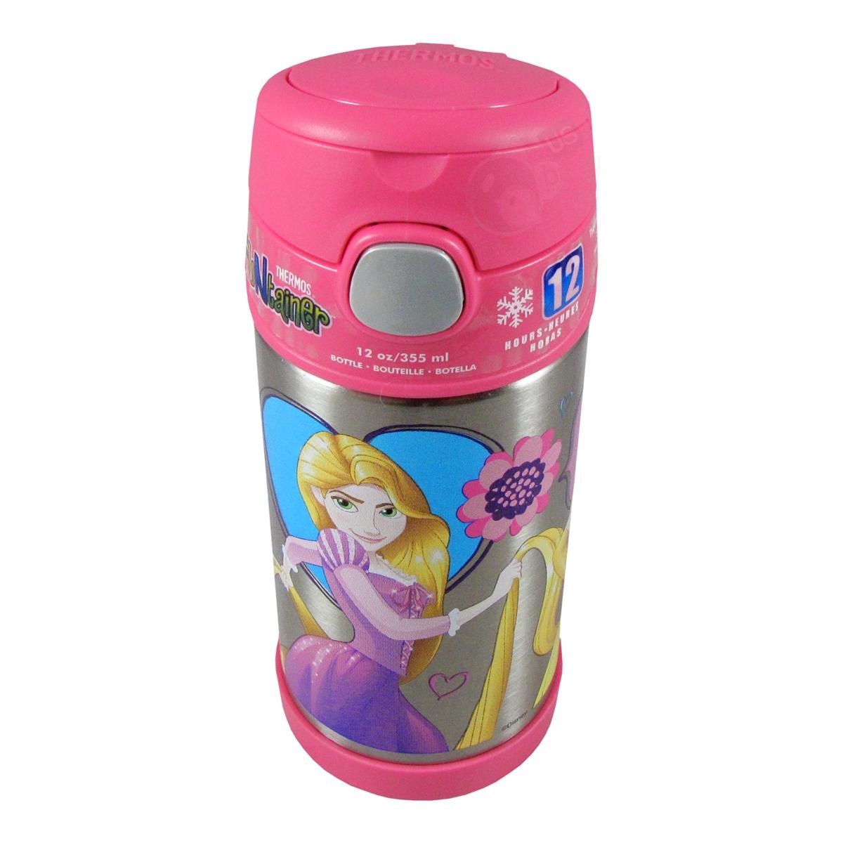 Disney 12 Ozthermos Bottle Funtainer Princess yf6b7Ygv