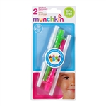 Replacement Straws with Valves - 2 pack (Munchkin)