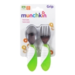 Mighty Grip Fork & Spoon (Munchkin)