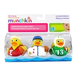 Sports Mini Ducks - 3 pack (Munchkin)