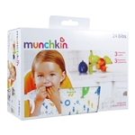 Disposable Bibs - 24 pack (Munchkin)