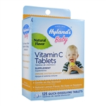 Baby Vitamin C Tablets - 125 tab (Hyland's)