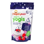 Organic Yogis Mixed Berry 8 Pack - 1 oz. (Happy Baby)