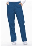 Ladies Dickies EDS Signature Missy Fit Natural Rise Pull-On Pant