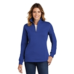 Ladies Sport-Tek - 1/4-Zip Sweatshirt