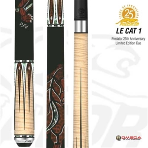 Predator Cue - 25th Anniversary LE CAT 1