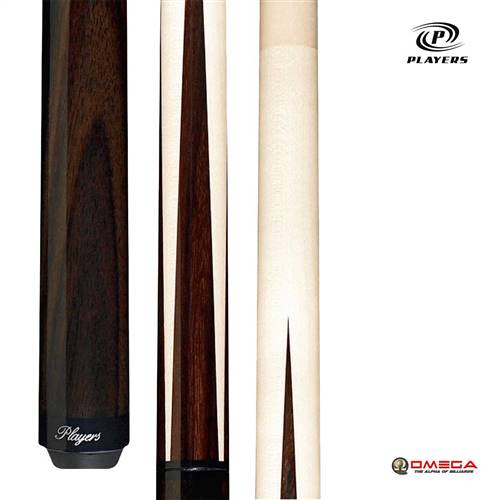 Players Cue -PLAYERS JB6 JUMP BREAK CUE
