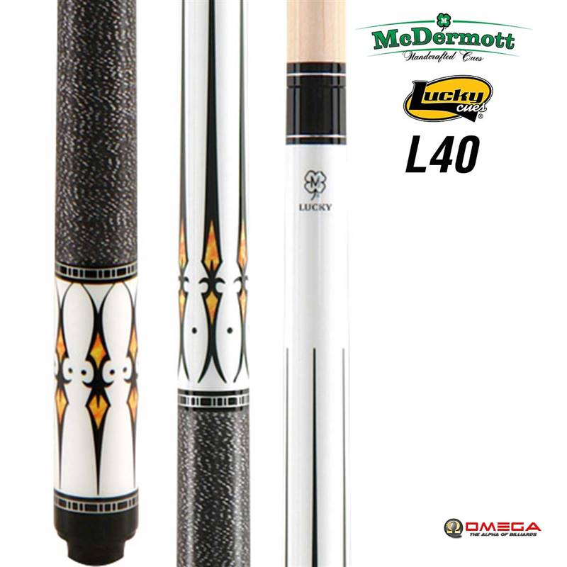 MCDERMOTT LUCKY L40