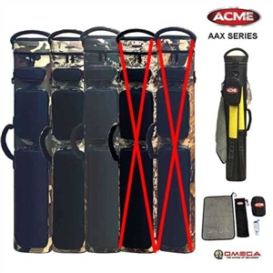 3x5 ACME Combat - Combat body Black pocket