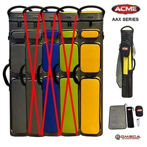 3x5 ACME Alpine-X Dark gray body color pocket