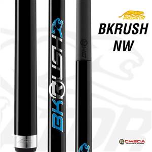 Predator Break Cue - BK RUSH No Wrap Cue
