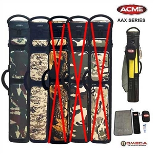 4x8 ACME Combat - black body combat pocket