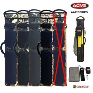 4x8 ACME Combat - combat body black pocket