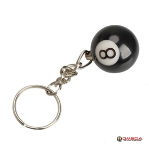 8 BALL KEYCHAIN