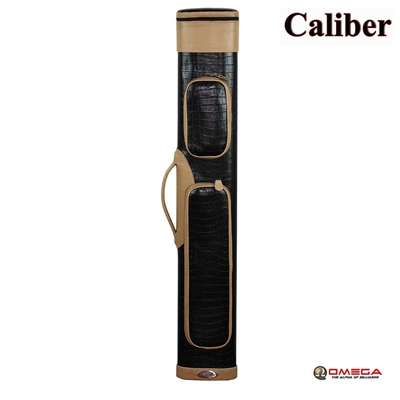 2x4 Caliber Black/Tan Case