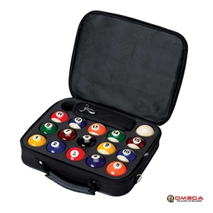 Aramith Pool Balls Carrying Case