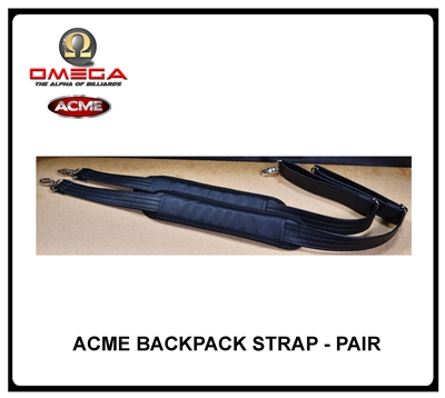 ACME BACKPACK STRAP - PAIR