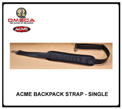 ACME BACKPACK STRAP - SINGLE