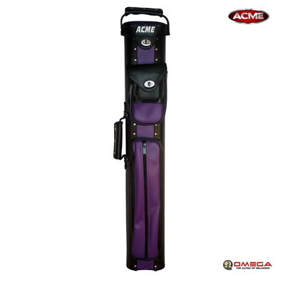 2X4 Acme black/Purple Round Rivet