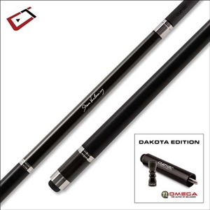 CUETEC  Cynergy Cue -  SVB G1 Black Dakota Edition