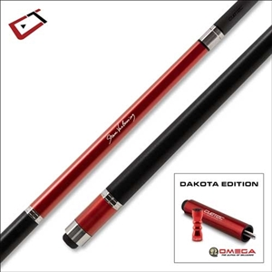 CUETEC  Cynergy Cue -  SVB G1 RED Dakota Edition