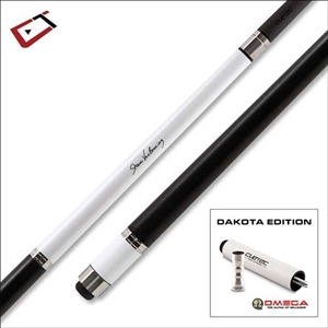 CUETEC  Cynergy Cue -  SVB G1 WHITE Dakota Edition