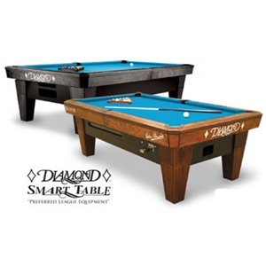 Diamond Smart Coin OP Ball Return Table