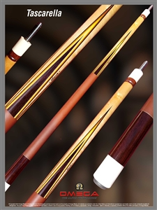 Pete Tascarella Custom Cue