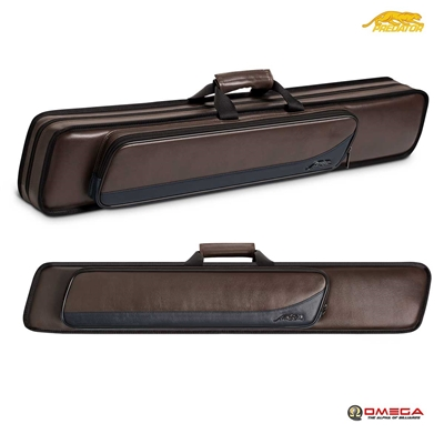 Predator Cue Case - 4X8 PREDATOR Roadline Brown
