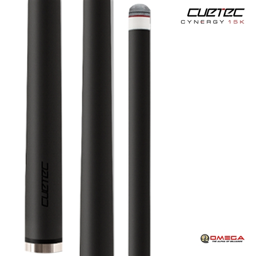 Cuetec Cynergy 15K Carbon Shaft
