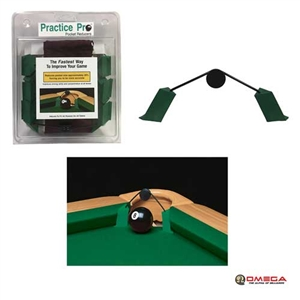 Practice Pro Pocket Reducer for Pool Table